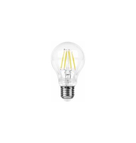 Лампа светодиодная 9W E27 2700K 230V LB-63