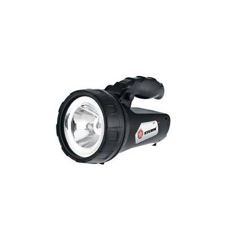 Фонарь поисковый аккумуляторный 1+ 15 LED Stern