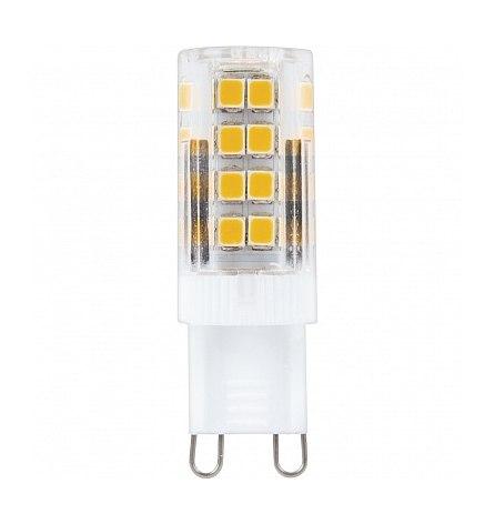 Лампа светодиодная 5W G9 4000K 230V LB-432