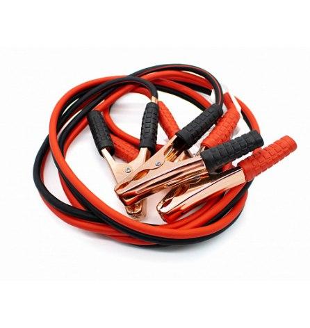 Стартовые провода VERTON Ice 250 А (250А, CCA/TPR 2.5 м., Морозостойкие до -40 С)