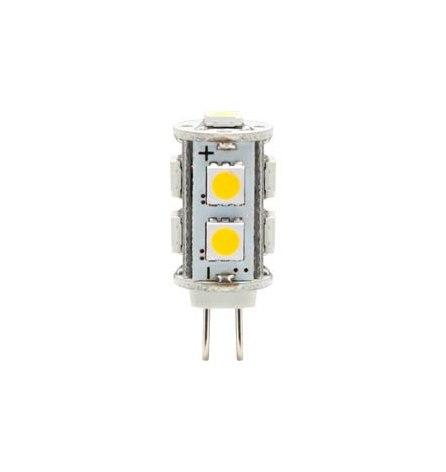 Лампа светодиодная 2W G4 2700K 12V LB-402