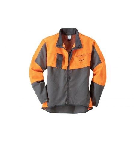 Куртка Economy Plus антрацит/оранжевый р.XL, STIHL