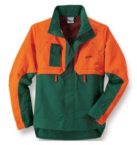 Куртка STANDART, зелёный/оранжевый, р.XL, STIHL
