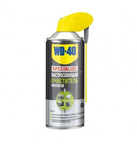 Средство универсальное WD-40 очиститель контактов 400 мл.