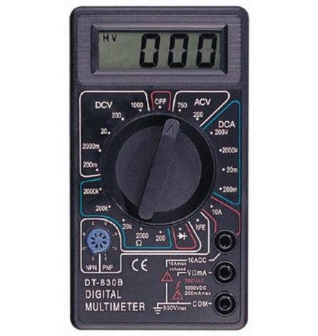 Мультиметр DT832