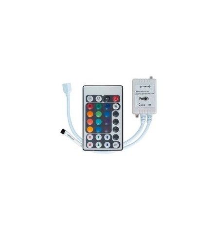Контроллер д/светодиодной ленты 24 режима