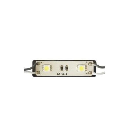 Модуль светодиодный 2SMD5050, желтый
