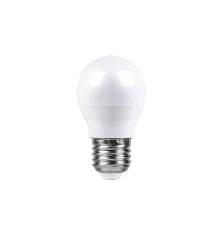 Лампа светодиодная 5W E27 4000K 220V LB-38