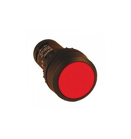 Кнопка SW2C-11 с фиксацией красная NO+NC, EKF