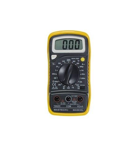 Мультиметр цифровой Mastech MAS830L(H)