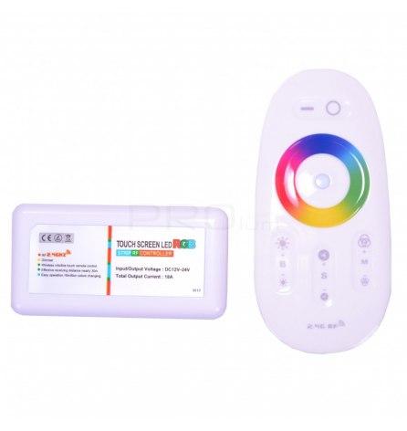 Контроллер LED 2.4G (сенсор.упр) RGB