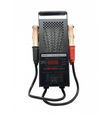Нагрузочная вилка VERTON Energy NB-100E (6/12В, 6-50Ач/12-140Ач)