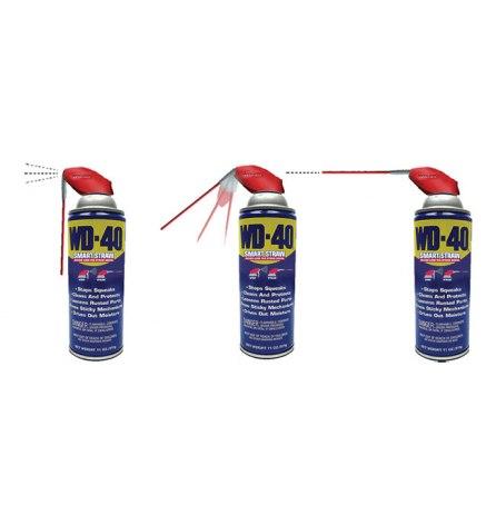 Средство универсальное WD-40 420 мл.Smart Straw