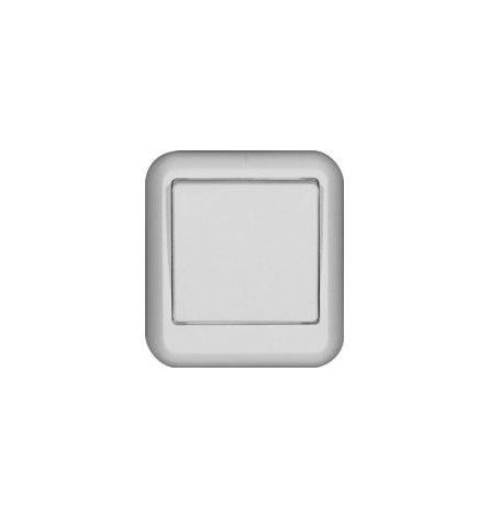 Выключатель W Прима О/У белый 1 клавиша