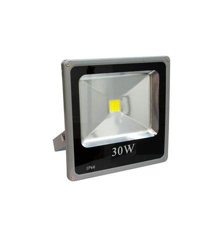Прожектор 1LED/30W RGB (235*225*60мм) LL-273