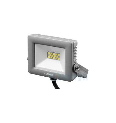 Прожектор светодиодный LEDPro 10Вт, STAYER