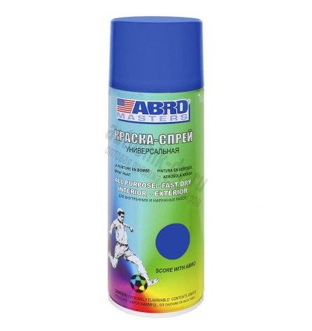 Краска-спрей ABRO (синий)