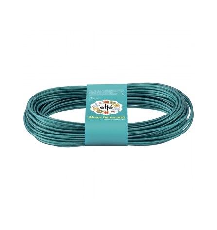 Шнур бельевой армированный с полимерным покрытием d2мм,10м