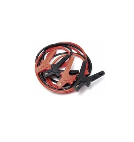 Стартовые провода VERTON Ice 600 Cu (600А, CU/TPR 4.0 м., Медь, Морозостойкие до -40 С)