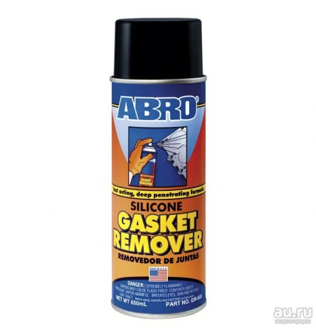Удалитель герметика и силиконовых прокладок ABRO 227г.