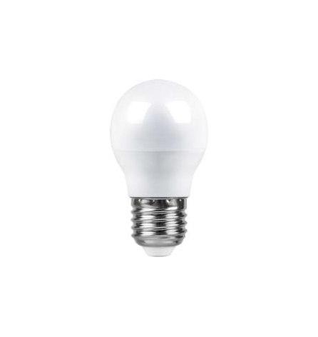 Лампа светодиодная 7W E27 4000K 230V LB-95