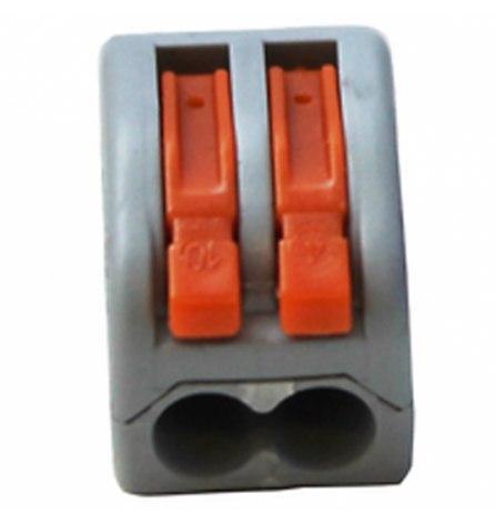 Клеммы строительно-монтажные СМК-412(2х2,5мм2)5шт.