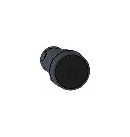 Кнопка SW2C-11 возвратная черная NO+NC, EKF