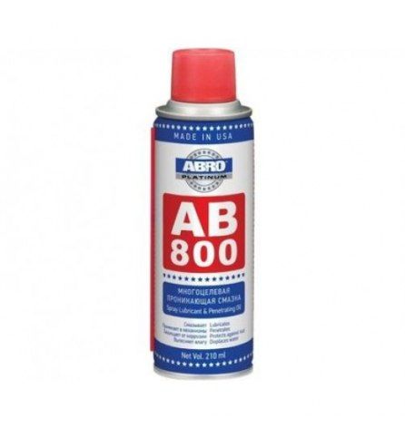 Смазка-спрей универсальная ABRO 400мл.
