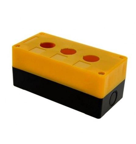 Корпус пластиковый КП-103 на 3 кнопки, EKF
