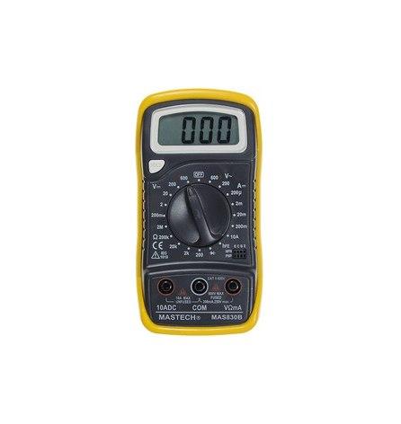 Мультиметр цифровой Mastech MAS830B(H)
