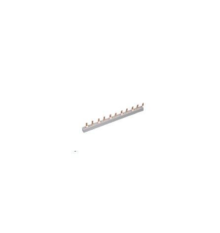 Шина соединительная PIN для 2-ф нагр. 100А 54 мод. EKF PROxima