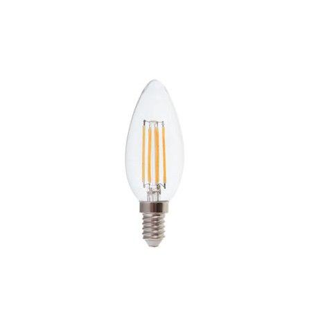 Лампа светодиодная 5W E14 2700K 230V LB-58