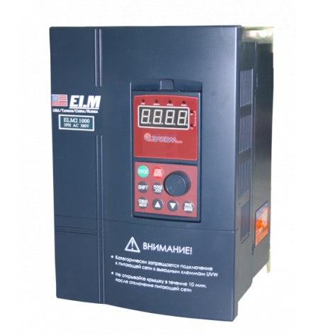 Частотный преобразователь ESQ-1000-4T0055G/0075P 5.5/7.5 кВт 380/380