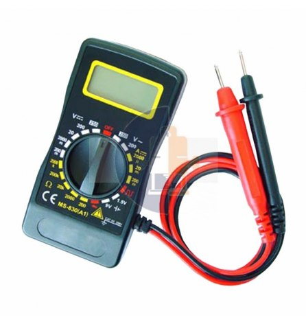 Тестер мультиметр цифровой MS-830(A1)