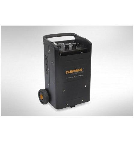 Устройство пуско-зарядное ПАРМА УПЗ-500 (12/24 В, 50-800 Ач; заряд 1,6 кВт, 50А: пуск 10 кВт, 360А)