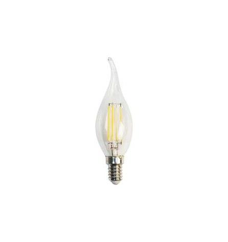 Лампа светодиодная 5W E14 4000K 230V LB-69