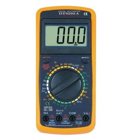 Мультиметр DT9208 A