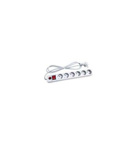 Сетевой фильтр электрический 5 розеток,1.5м, STAYER