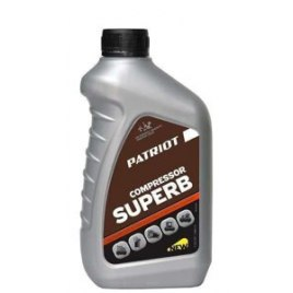 Масло Patriot COMPRESSOR OIL GTD 250VG 100 0.946л