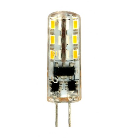 Лампа светодиодная 2W G4 4000K 12V LB-420