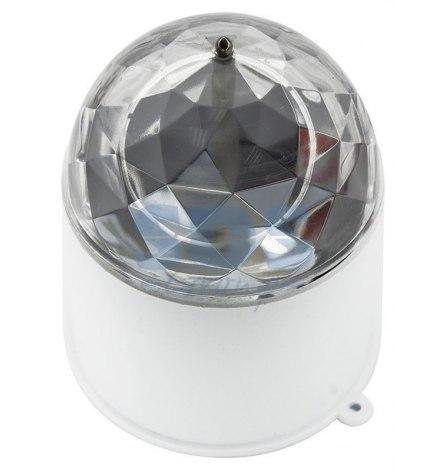 Диско-лампа светодиодная 220V