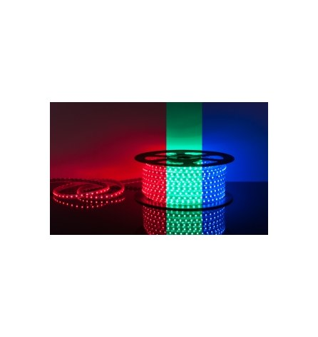 Лента открытая LED 12V, 10мм SMD 5050, 60LED/m,RGB
