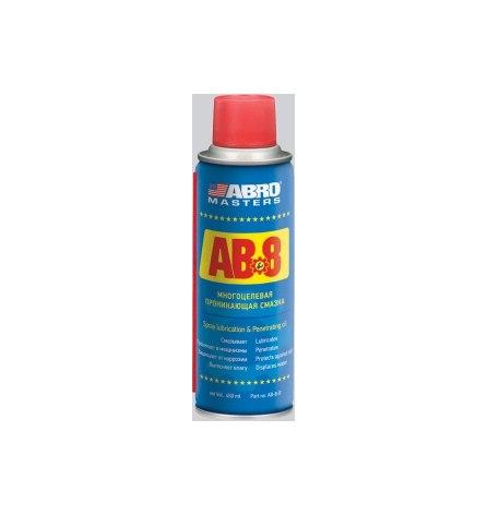Смазка-спрей универсальная ABRO 450мл.