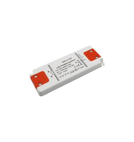 Трансформатор электронный д/сведиодной ленты 12W/12V(драйвер)