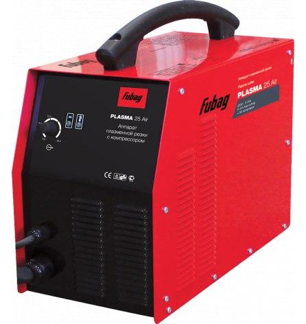Аппарат плазменной резки с компрессором FUBAG Plasma 25 AIR