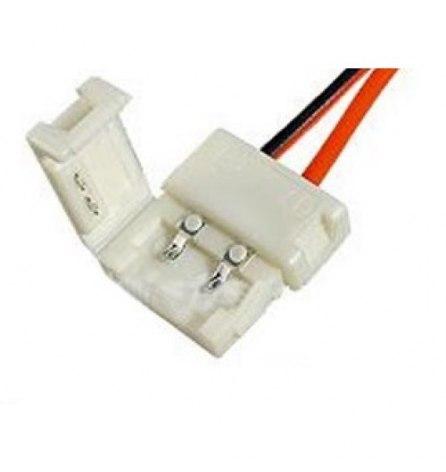 Коннектор питания д/светодиодный лент 10мм(одноцветных)