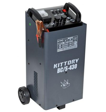 Зарядное и пусковое устройство KITTORY BC/S-430