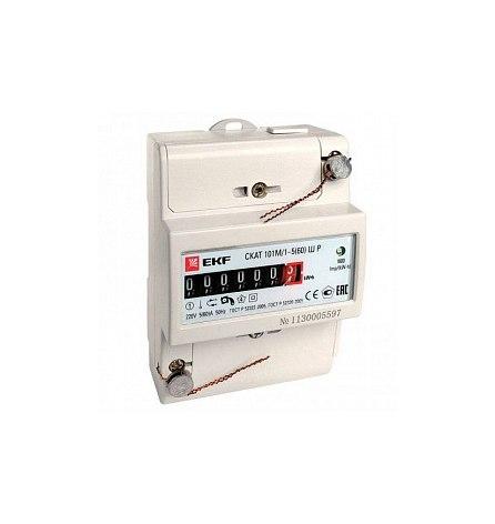 Счетчик электроэнергии СКАТ101М/1-5(60) ШР EKF PROxima