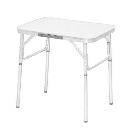 Стол складной алюминиевый, столешница МДФ, 900x600x300/700 мм Camping// Palisad