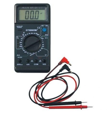 Мультиметр DT890 B+